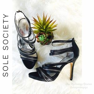 Julianne Hough for Sole Society Makenna Sandals